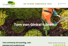 Tom van Ginkel tuinen